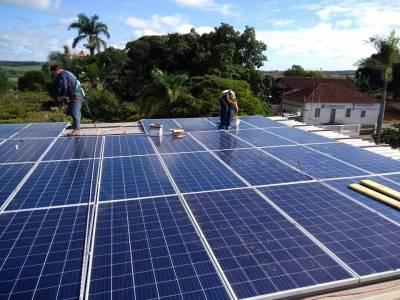 Instalação de energia Fotovoltaica no Lex's Bar ...